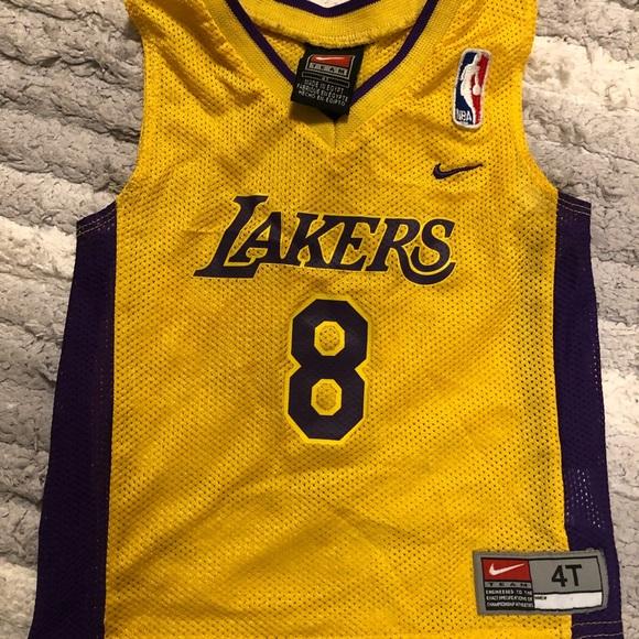 Toddler size 4T Kobe Bryant Jersey